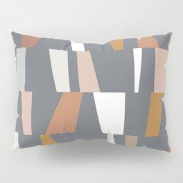 Neutral Geometric 02 Pillow Sham