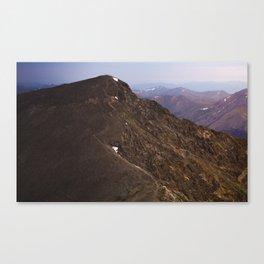 14,275′ - Torreys Peak Canvas Print