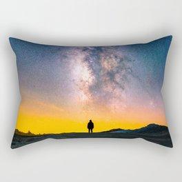 Heavens Above Rectangular Pillow