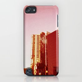 City Rooftop iPhone Case