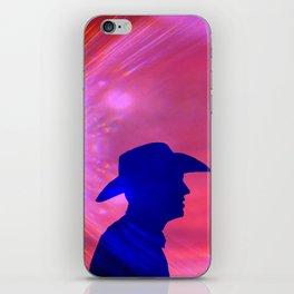 Rama-Rama Cowboy iPhone Skin