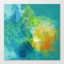 Monsun Canvas Print