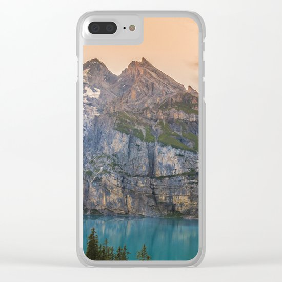 A Piece of Paradise Clear iPhone Case