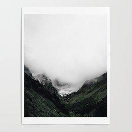 Dark & Misty Poster