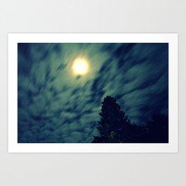 night 2 Art Print