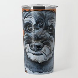 Frankie the Schnoodle Travel Mug