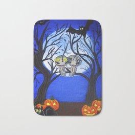 Halloween-6 Bath Mat
