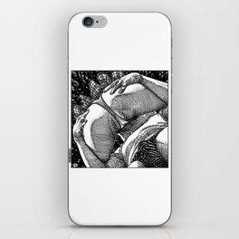 asc 682 - Les rendez-vous du crépuscule (Visitors in the twilight) #08 iPhone Skin