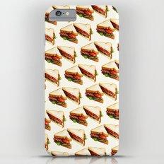 Sandwich Pattern BLT Slim Case iPhone 6 Plus