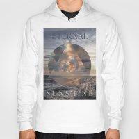 eternal sunshine Hoodies featuring ETERNAL by ulas okuyucu
