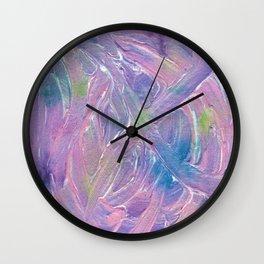 Psychedelic II Wall Clock