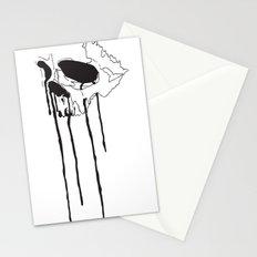 Skull #1 Stationery Cards