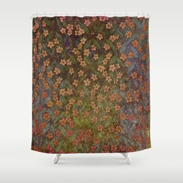 Grenada Floral 2 Shower Curtain