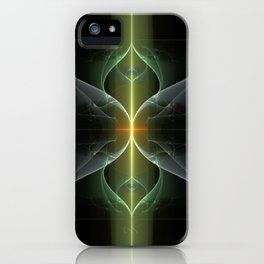 Fairy Gate Fractal iPhone Case