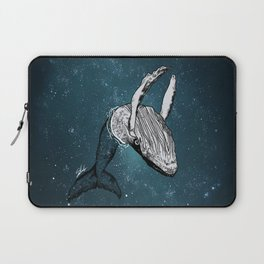 the universe wall Laptop Sleeve