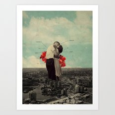 NeverForever Art Print