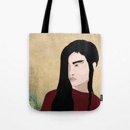 Portrait MVC NYC Tote Bag