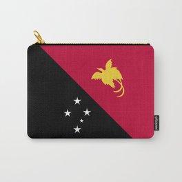 Papua New Guinea flag emblem Carry-All Pouch