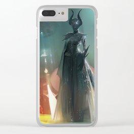 Empress Clear iPhone Case
