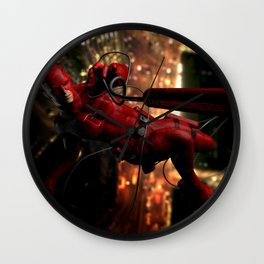 DARE Wall Clock