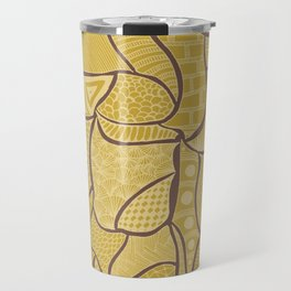 Farm textures Travel Mug