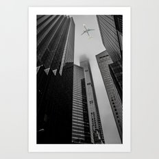 New York Architecture Art Print