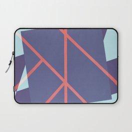 Leaf - diamond graphic Laptop Sleeve