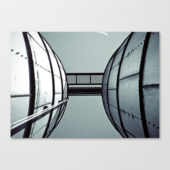A view up Canvas Print