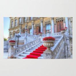 Ciragan Palace Istanbul Red Carpet Rug