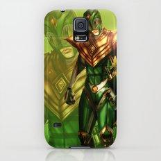 Green Ranger Slim Case Galaxy S5