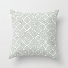 Moroccan Sea Salt Throw Pillow