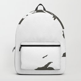 Michigan is Home Backpack
