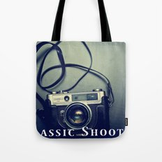 Classic Shooter Tote Bag