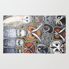 Owls Rug