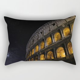 Colosseum Rectangular Pillow