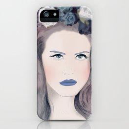 Lana II iPhone Case