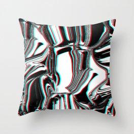 Hidden Layered Throw Pillow