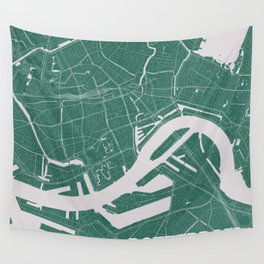 Rotterdam, the Netherlands 2018 Wall Tapestry