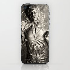 Han Solo carbonite iPhone & iPod Skin