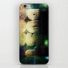 DUST iPhone & iPod Skin