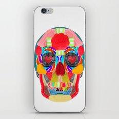Sweet Sweet Sugar Skull iPhone & iPod Skin