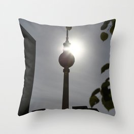 Berlin NO.1 Throw Pillow