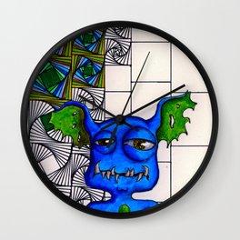 grem8 Wall Clock