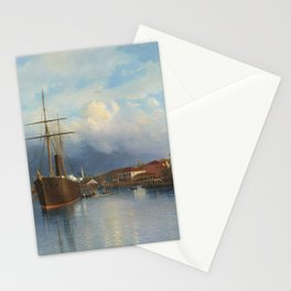 Batum 1881 By Lev Lagorio | Reproduction | Russian Romanticism Painter Stationery Cards