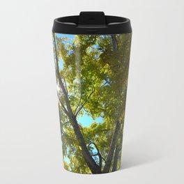 Sun Leaves Travel Mug