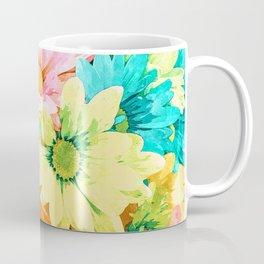 Simone #painting #floral Coffee Mug