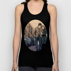 Freewheelin' Unisex Tank Top