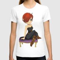 warhammer T-shirts featuring Chibi Iris by Miraberi