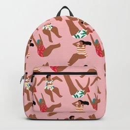 Make it rain girl make it rain Backpack