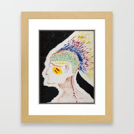 Cheiftain Framed Art Print